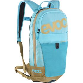 EVOC Joyride 4 Backpack, neon blue/gold